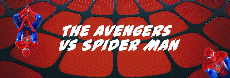 The-Avengers-vs-Spider-Man