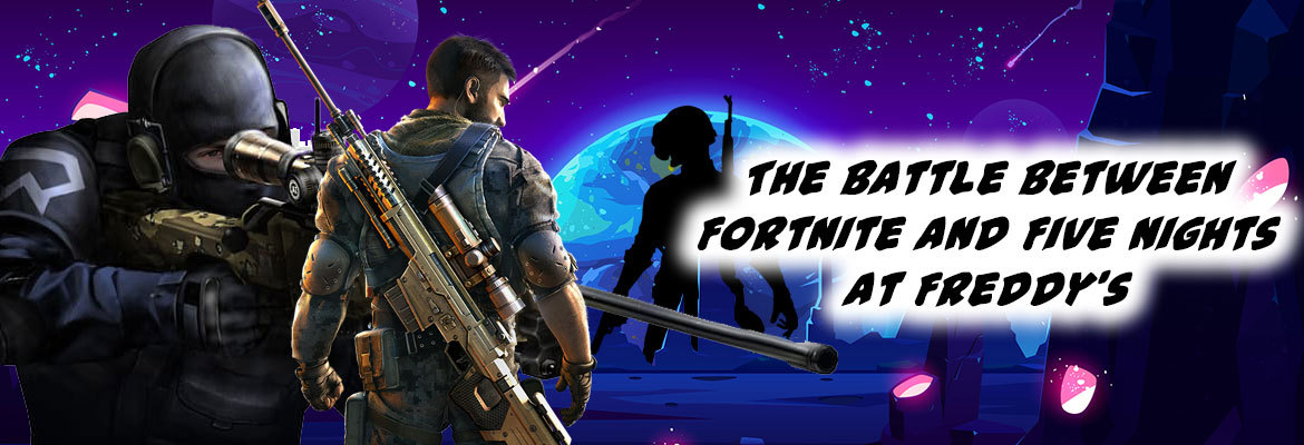 The-Battle-between-Fortnite-and-Five-Nights-at-Freddy's